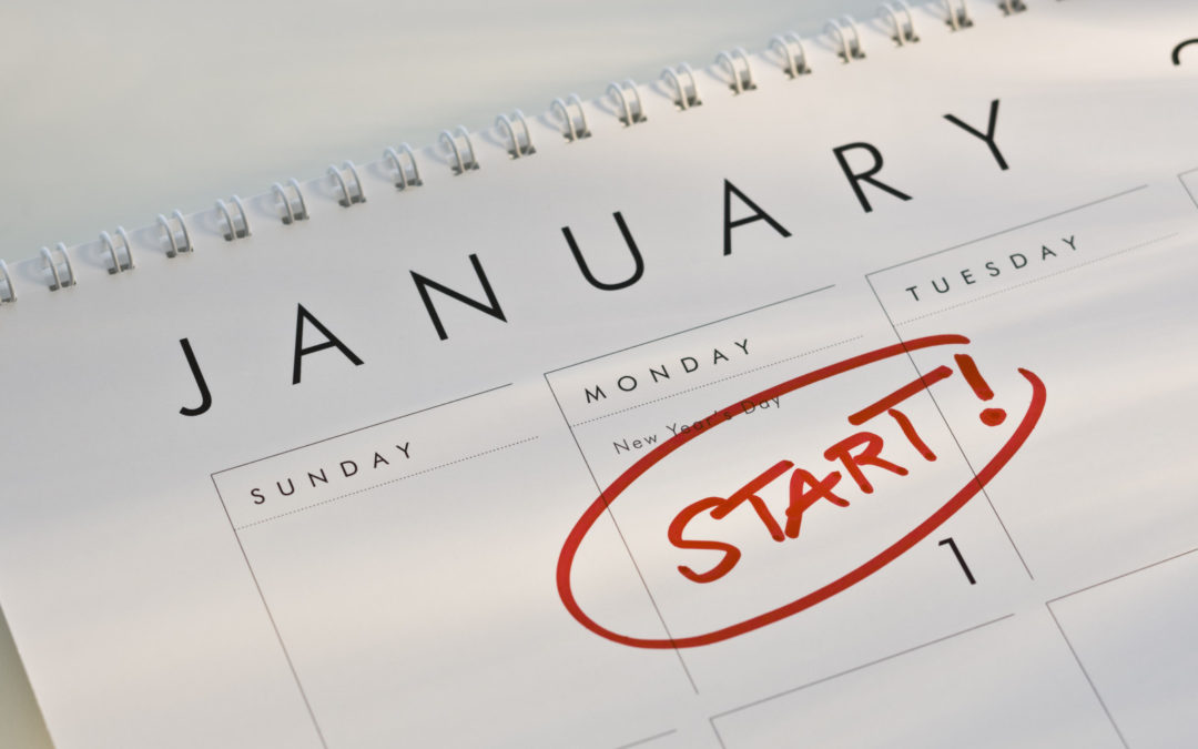 Five New Year's Resolutions for a Healthier Smile